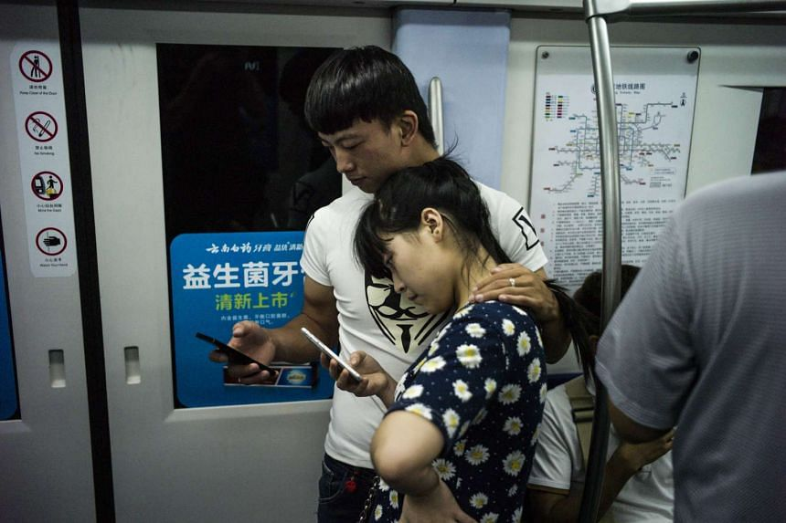 China has approved subway projects worth 464.77 billion yuan (S$104.5 billion) in Beijing, Tianjin and Shenzhen.