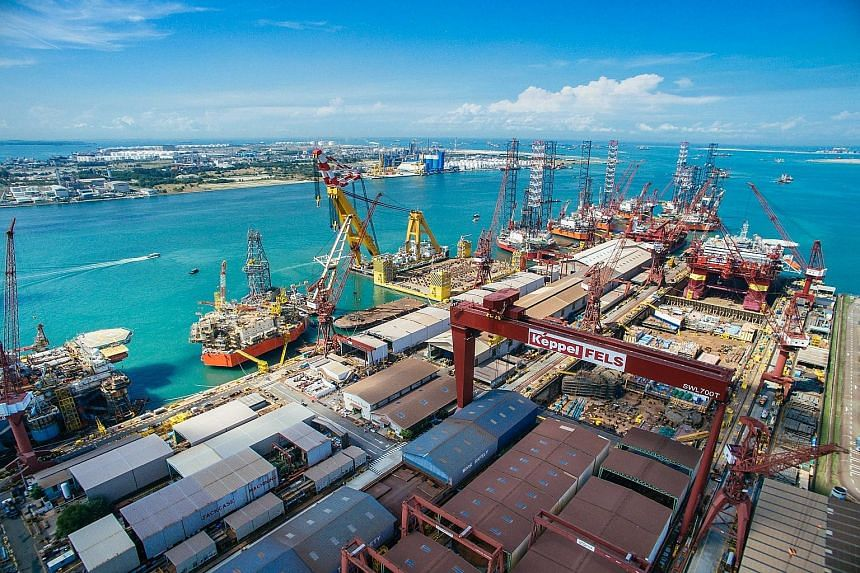 Keppel Corp's flexibility in allocating capital and resources across business units and investments will keep enabling it to seize opportunities, says its chief executive Loh Chin Hwa.