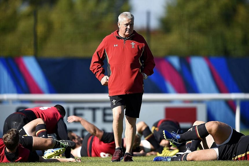With more players out injured, Wales' head coach Warren Gatland will be hoping the fit ones can fill multiple roles.