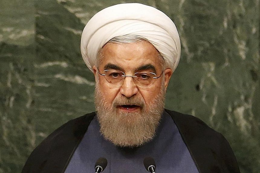 Iranian leader Hassan Rouhani said the pact had helped create the basis for a broader engagement.