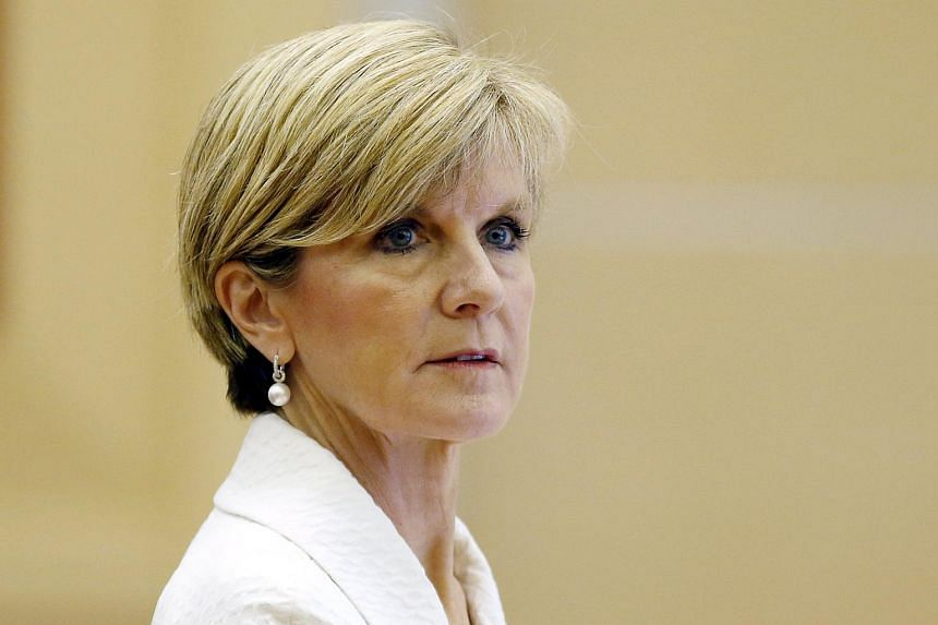 Australia's Foreign Minister Julie Bishop said the nation hoped to maintain its focus on international security, launching a new bid to be elected to the United Nations Security Council.