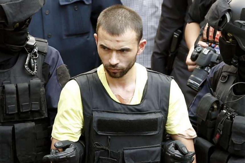 Adem Karadag, the foreigner accused of planting a bomb at a Bangkok shrine, has admitted involvement in the deadly attack, according to his lawyer.