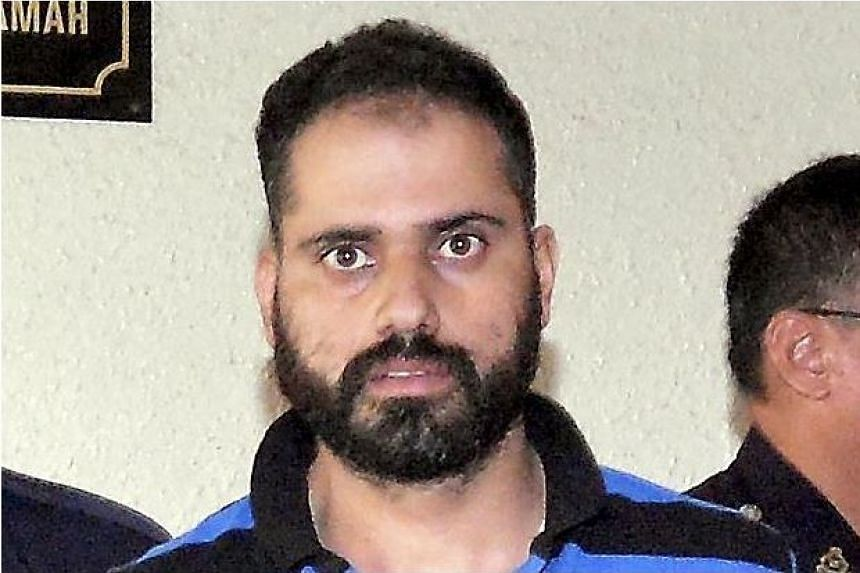 Shabir Ahmad Khan, a personal driver from Srinagar, Kashmir, was ordered to undergo psychiatric evaluation for allegedly slapping an imam at Malaysia's National Mosque on Sept 18, 2015.