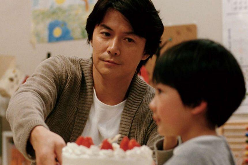 Actor Masaharu Fukuyama's film Like Father, Like Son won the Jury Prize at the 2013 Cannes Film Festival.