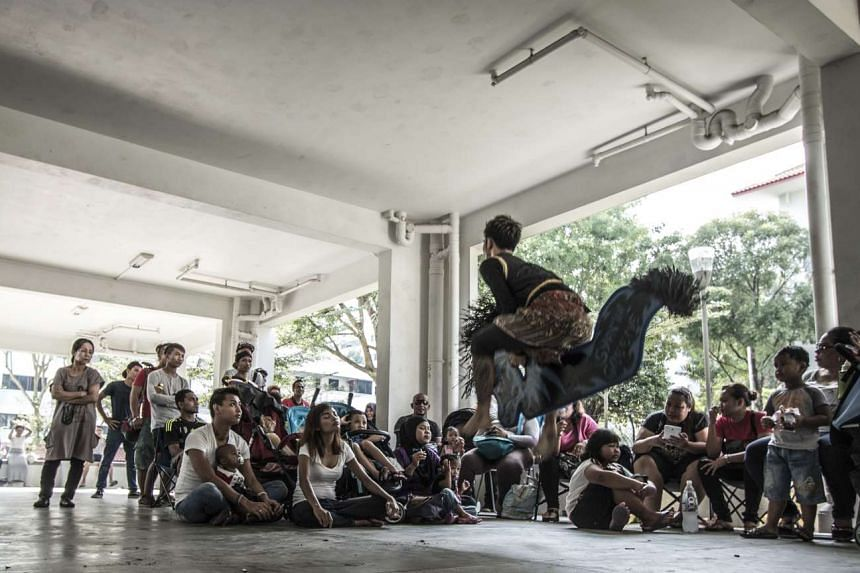 Kuda Kepang: Reviving The Culture is about a controversial Javanese ritual.