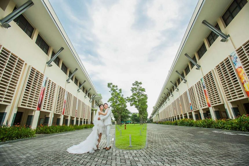 There were 24,037 marriages involving at least one Singapore citizen in 2014 - the most number of marriages since 1997.