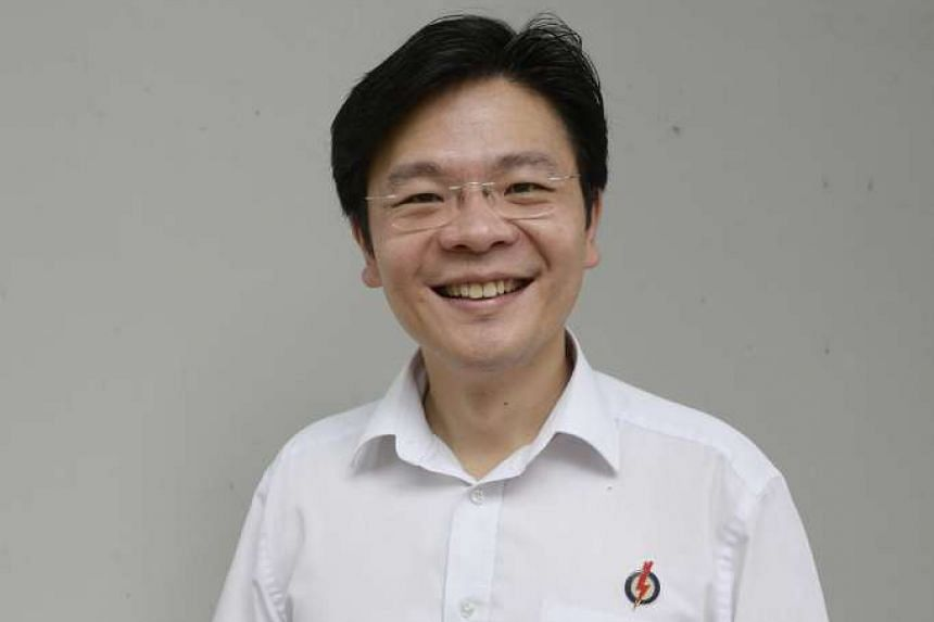 New Minster for National Development Lawrence Wong said in a blog post that he would keep the ministry's practice of gathering public feedback.