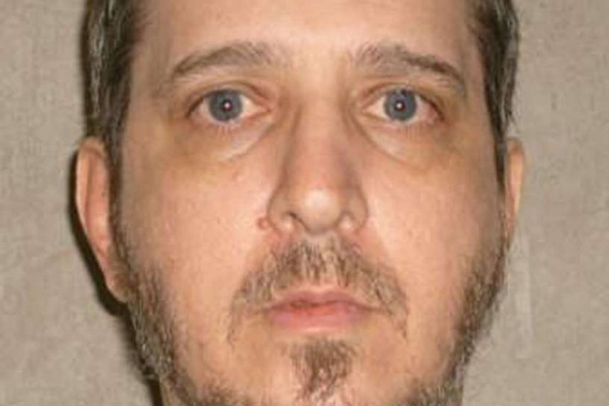 Oklahoma death row inmate Richard Glossip is shown in this Oklahoma Department of Corrections photo.
