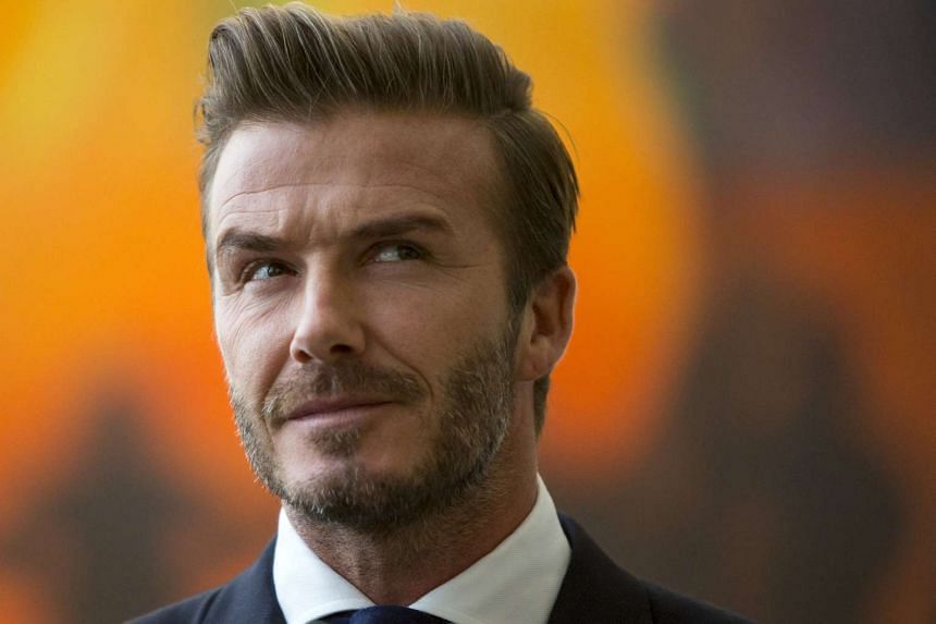Beckham said he wanted AC Milan to win the Champions League, but the team failed to qualify.