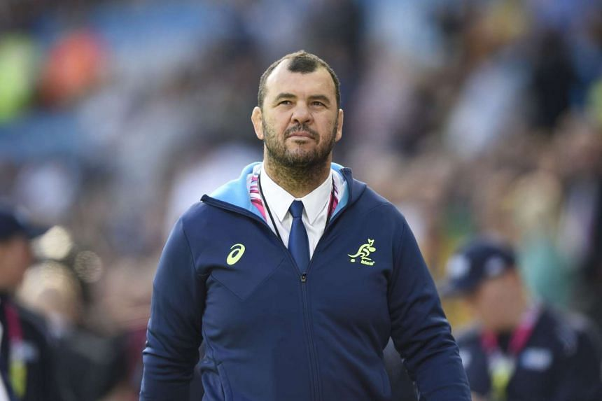 Australia's head coach Michael Cheika has, the year he has spent as head coach, been attempting to transform the image of Australia's forwards.