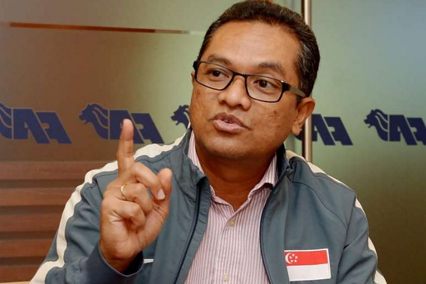The current FAS president, appointed in 2009, is Zainudin Nordin, 52.