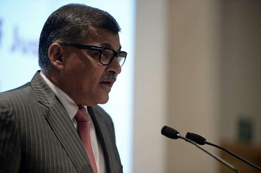 Chief Justice Sundaresh Menon said the erosion of the family unit has made family adjudicators more important than ever.