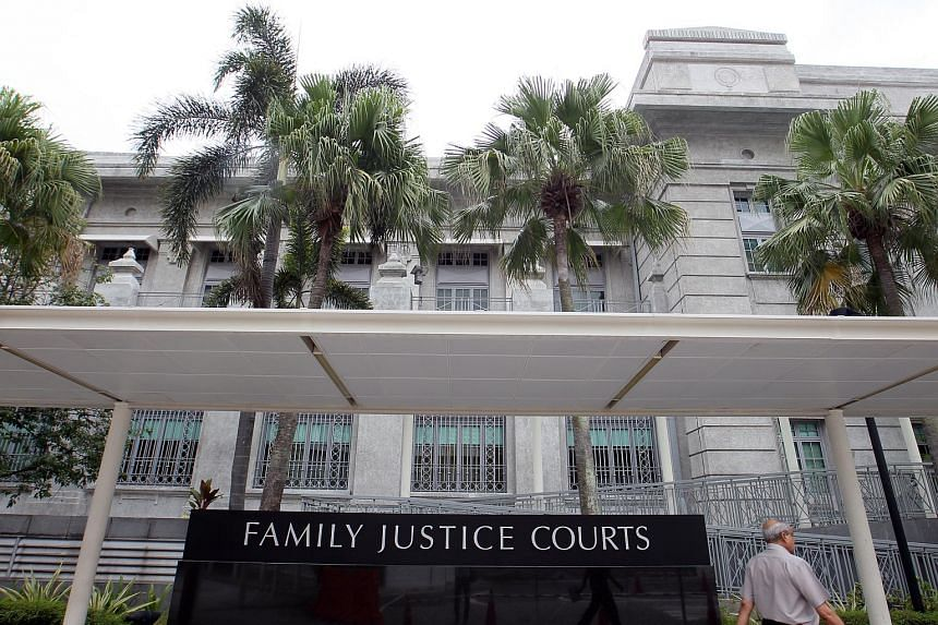 Family Justice Courts.
