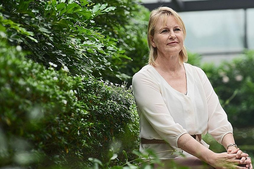 NTU Professor Annelies Wilder-Smith notes that even though the mosquito population here is under control, thanks to vector-control measures, the number of dengue cases is rising.