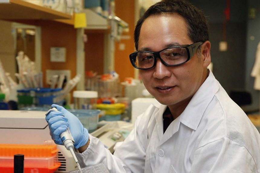 Assistant Professor Kim Chu Young said synthetic biology research helps create antibiotics faster and more cheaply.