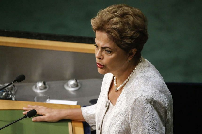 Brazilian President Dilma Rousseff announced a major government reshuffle on Friday, Oct 2 2015.