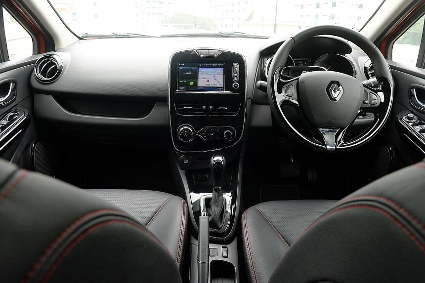 The Renault Clio 1.5T dCi is even more frugal than a hybrid.