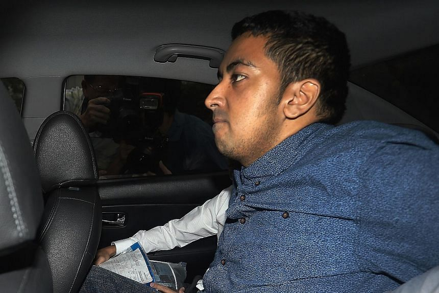 Dhokia is accused of acting rashly to endanger the safety of the F1 drivers.