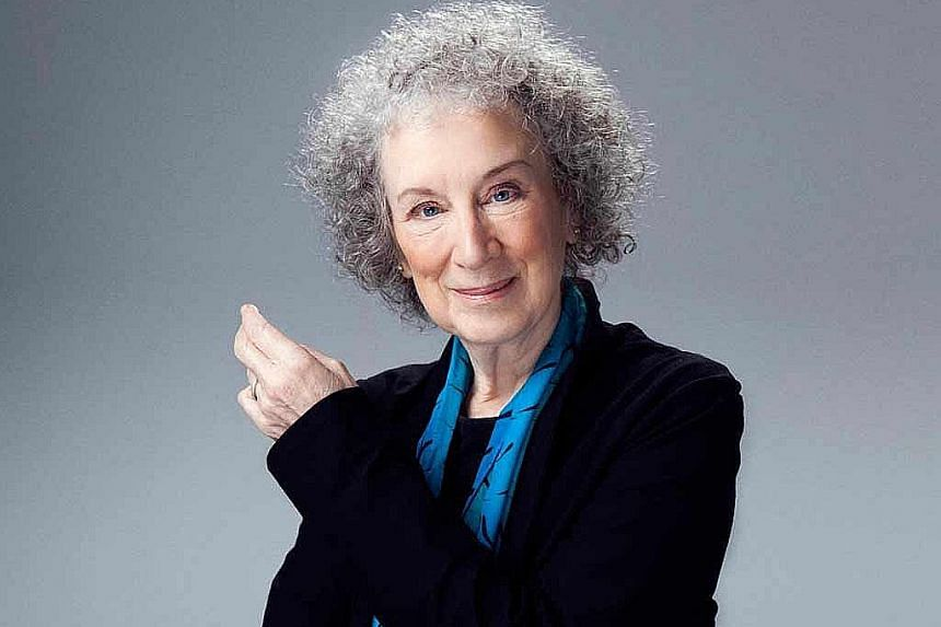 Margaret Atwood has posted on free fiction site Wattpad and developed a video game app, among other things.