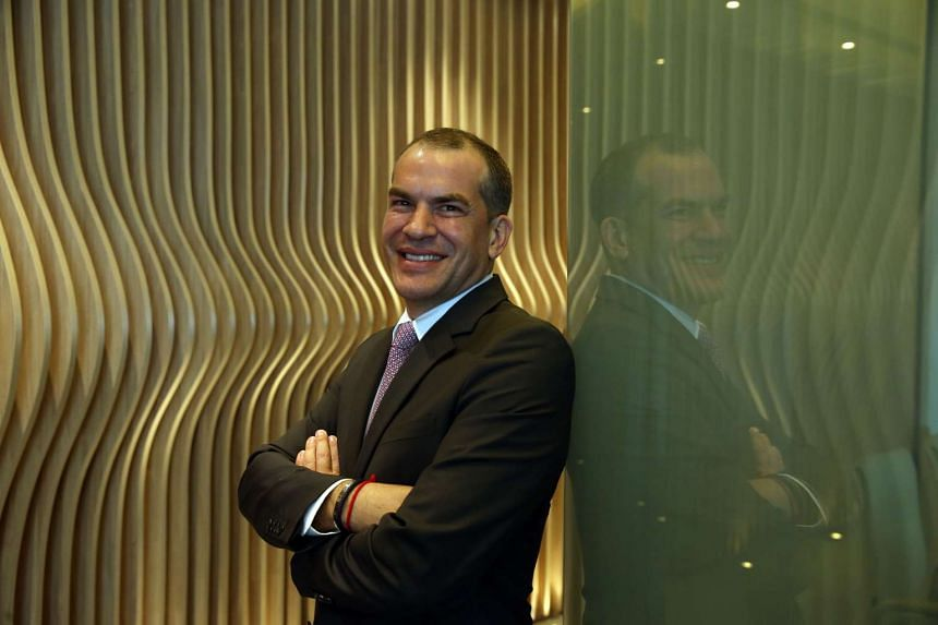 Bordier & Cie Singapore chief executive Evrard Bordier says one of his cousins was brought into the marketing and communications team to cater to her interest in marketing and is happy not to move into the private banking part of the business.