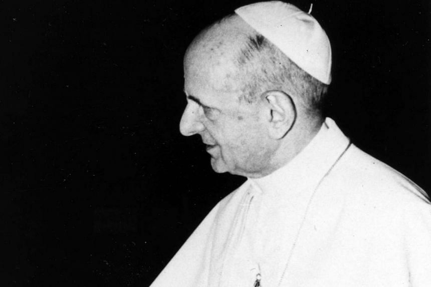In his day-long visit to New York, Pope Paul VI used the word 'peace' over 50 times.