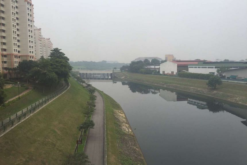 PSI hitting unhealthy level of 106 at YewTee at 9am on Oct 5, 2015.