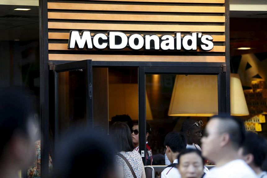A homeless woman was found dead on the morning of Oct 3, 2015, at a Hong Kong McDonald's restaurant.