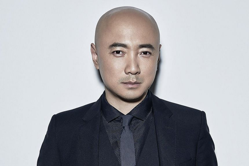 Actor-director Xu Zheng (above) plays a bra designer in madcap comedy Lost In Hong Kong, which also stars Bao Bei'er.