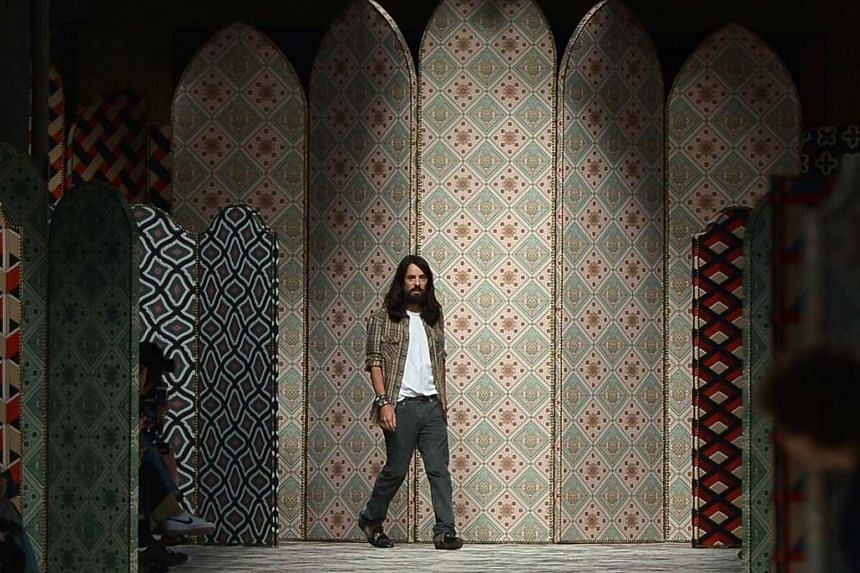 Gucci's creative director Alessandro Michele was little known to the fashion world when he was appointed to the post early this year.