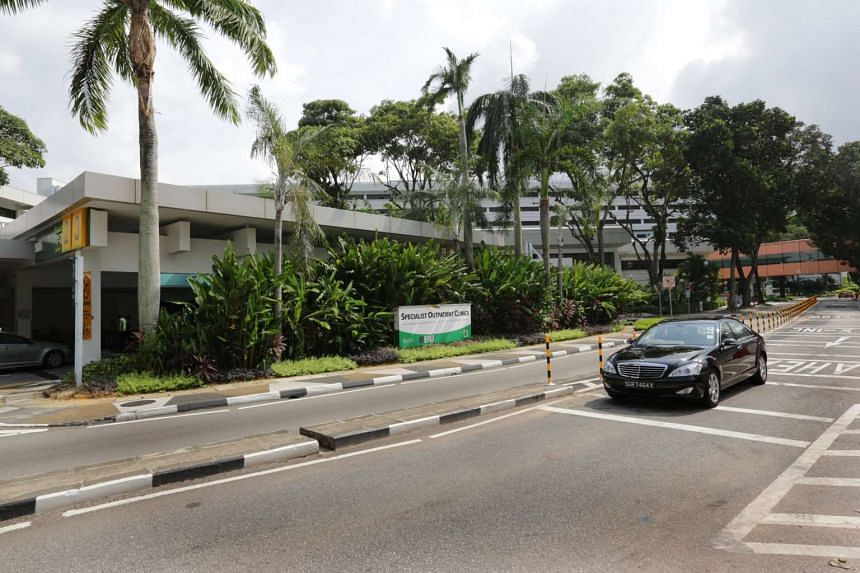 The Singapore General Hospital. Twenty-two patients at an SGH renal ward were infected with hepatitis C.