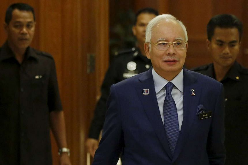 Malaysian Prime Minister Najib Razak has demanded a retraction and apology from former Malaysian Chinese Association (MCA) presidentTun Dr Ling Liong Sik.