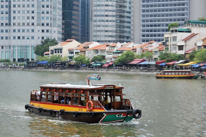 The National Heritage Board is launching a new self-guided walking trail that focuses on the Singapore River, stretching from Collyer Quay to Robertson Quay.