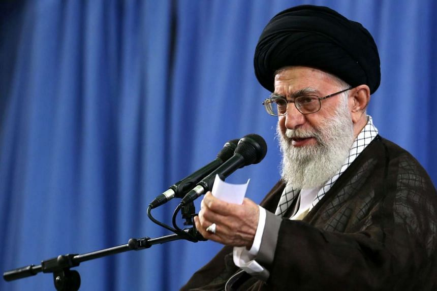 Iran's Supreme Leader Ayatollah Ali Khamenei on Wednesday, Oct 7 banned any further negotiations between Iran and the United States.