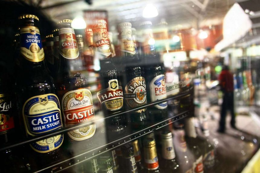 SABMiller Plc has rejected Anheuser-Busch InBev NV's 65.2-billion pound (S$141.85 billion) takeover proposal as too low, putting it in conflict with its biggest shareholder.
