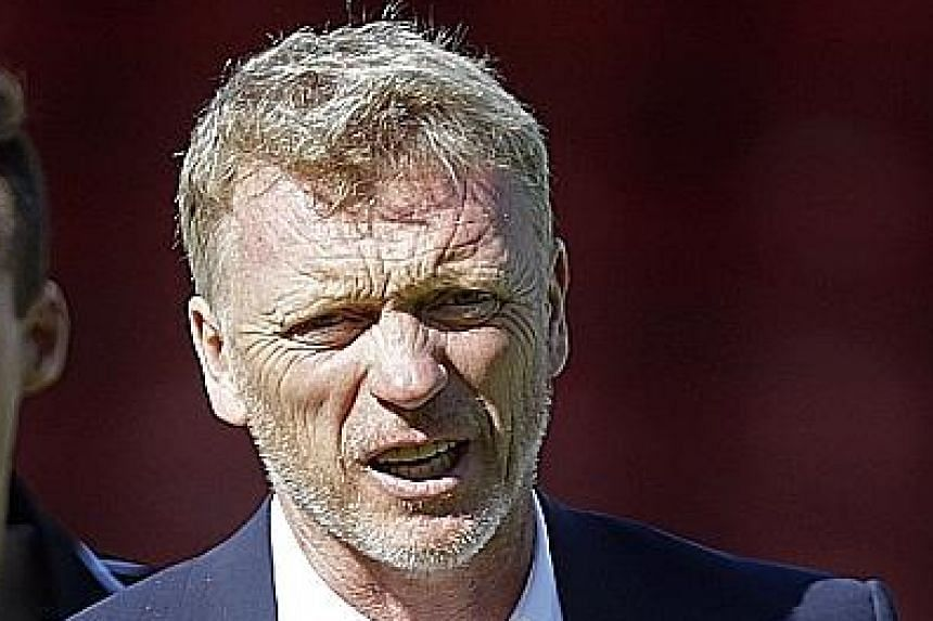 Sam Allardyce, David Moyes (avove) and Sean Dyche have all been sounded out by Sunderland.