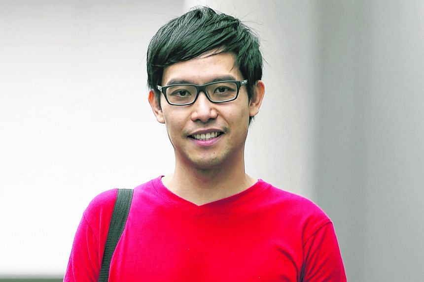 Mr Roy Ngerng is the second of six protesters charged with causing a public nuisance to plead guilty.