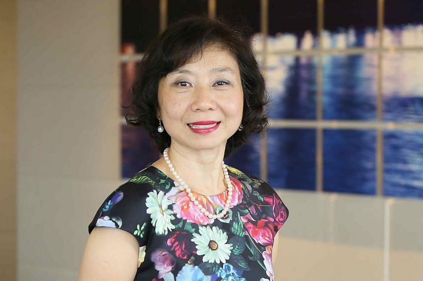 UOB invested in a new Internet banking service that gives clients a regional view of their liquidity and working capital positions any time of the day. Ms So Lay Hua (above), the bank's group head of transaction banking, says that companies increasin