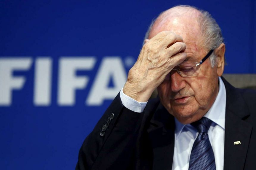 A suspension would be a humiliating outcome for Blatter, 79, who has been at Fifa for 40 years.
