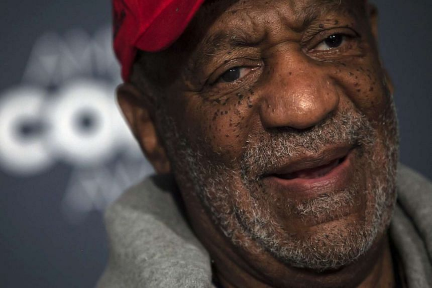 Actor Bill Cosby attends the American Comedy Awards in New York, in this file photo taken Apr 26, 2014.