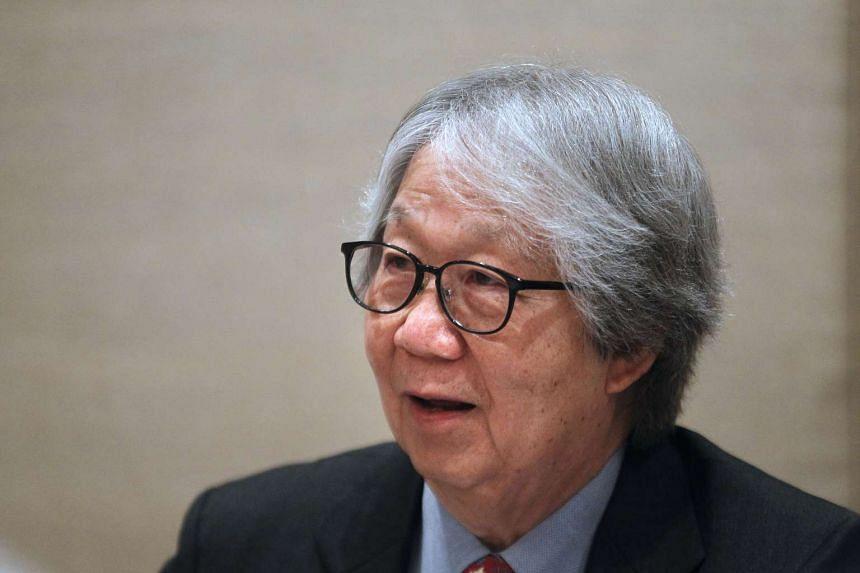 Professor Tommy Koh.