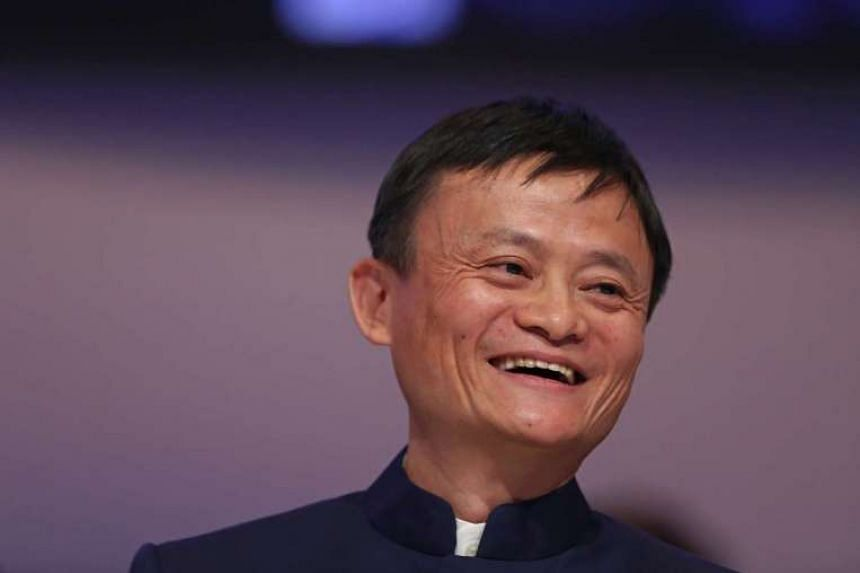 Billionaire Jack Ma may act as a witness for the wedding between actors Huang Xiaoming and Angelababy, which will be held at Shanghai Exhibition Center on Oct 8.