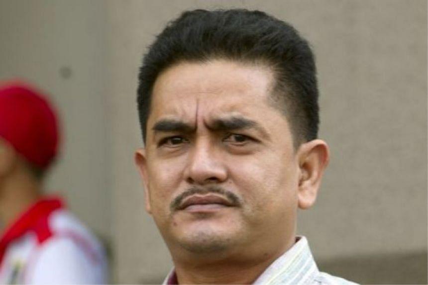 Malay rights activist Mohd Ali Baharom.