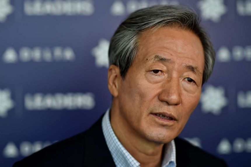 Fifa presidential candidate Chung Mong Joon said on Thursday, Oct 8, 2015, that he would mobilise all legal means to fight a six-year ban handed to him by the world governing body's ethics committee.