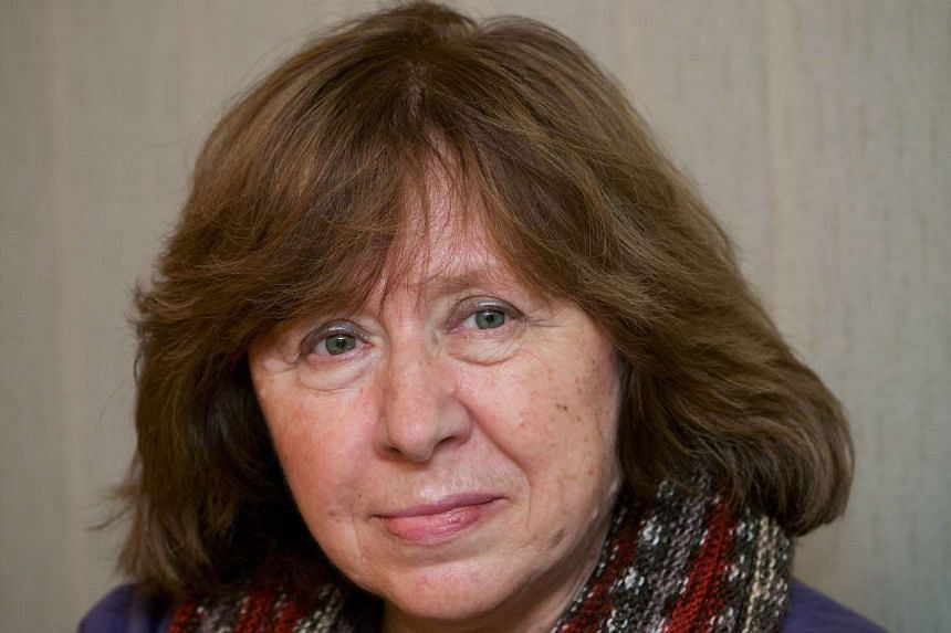 Belarusian writer Svetlana Alexievitch has been declared the winner of the Nobel Prize in Literature, on Oct 8, 2015.