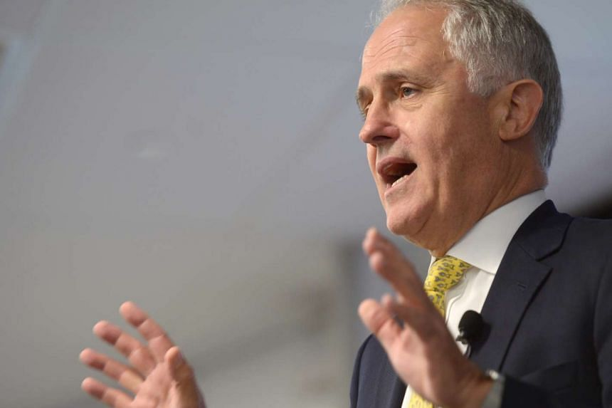 Australian Prime Minister Malcolm Turnbull called for calm and mutal respect between faiths.