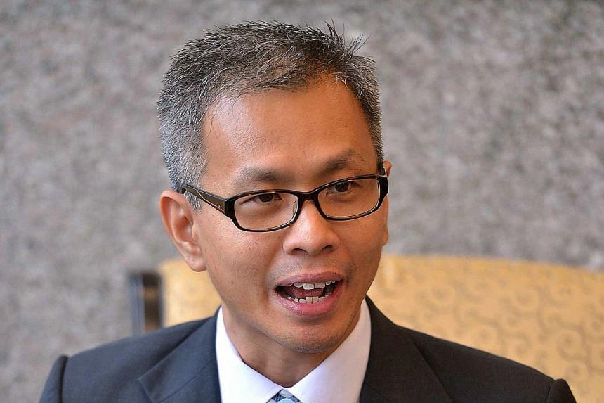 MR TONY PUA, Petaling Jaya Utara MP