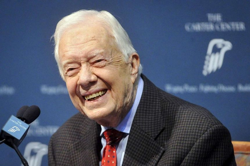 Former United States president Jimmy Carter had expressed his wish to visit Nepal in August, when he revealed that he has cancer on his brain.