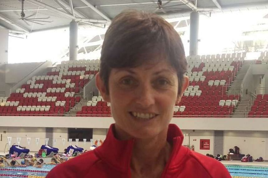 Sonya Michelle Porter has been hired as the new high performance manager (swimming) of the Singapore Swimming Association (SSA).