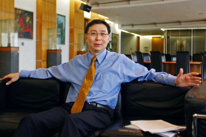 Mr Bill Chang says the centre will position Singapore as a global cloud services hub.