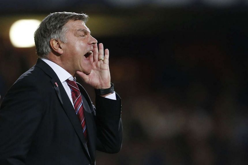 Sam Allardyce was hired as the new manager of Sunderland.